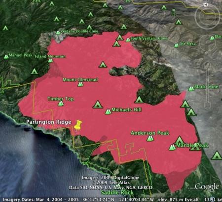 Basin Fire 6-26-08