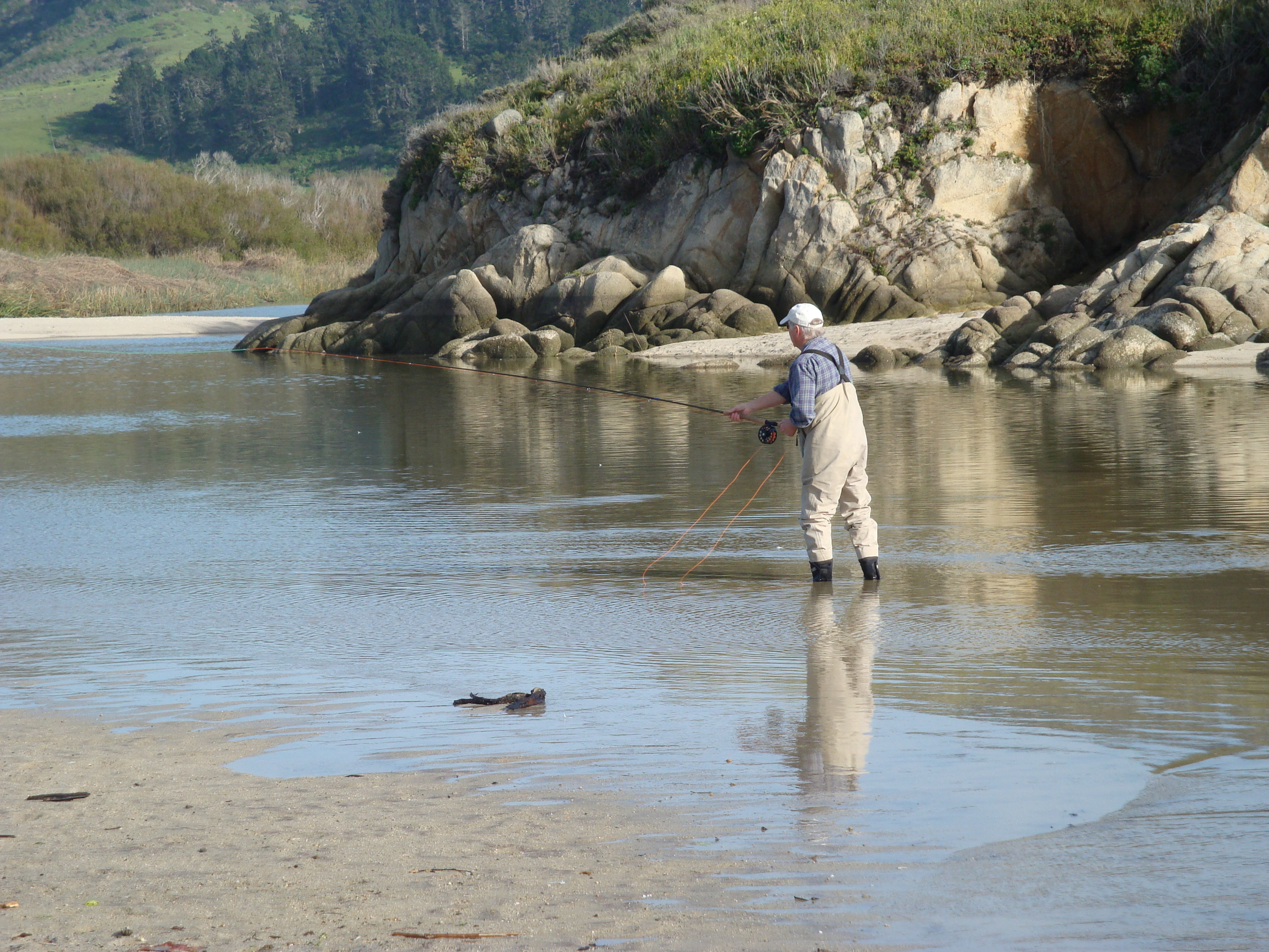Order wr 2009 0060 state water board cracks down on cal for How is fishing today